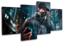 Watch Dogs Gaming - 13-1772(00B)-MP04-LO